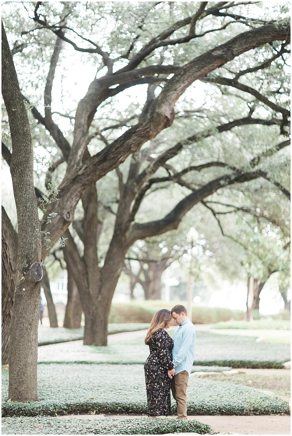 University of Texas at Austin Engagement Session with Cory & Jackie Photography