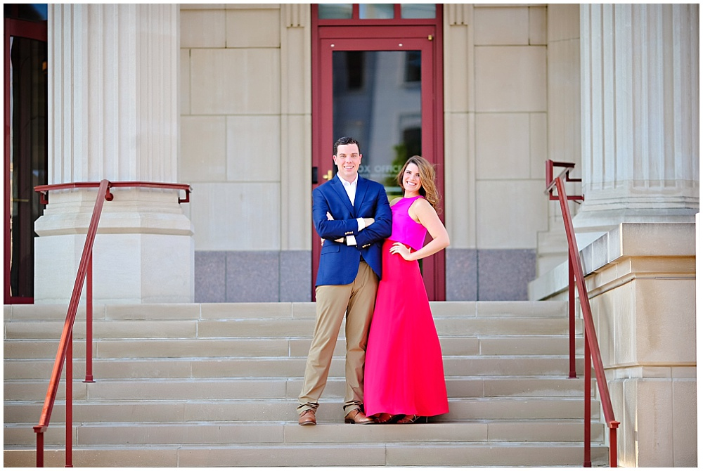 Carmel, Indiana Engagement Session | Jessica Strickland Photography