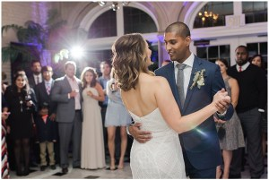 Bride and groom first dance   Laurel Hall wedding with Ivan & Louise Images + Jessica Dum Wedding Coordination