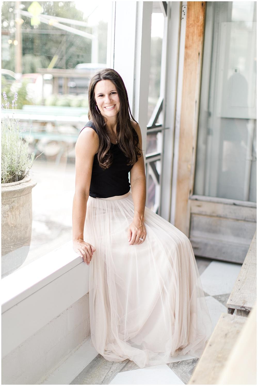 Lead Wedding Coordinator; Professional Wedding Coordinator Team Photos; Indianapolis Day of Wedding Coordinator; pink tulle skirt | Ivan & Louise Images