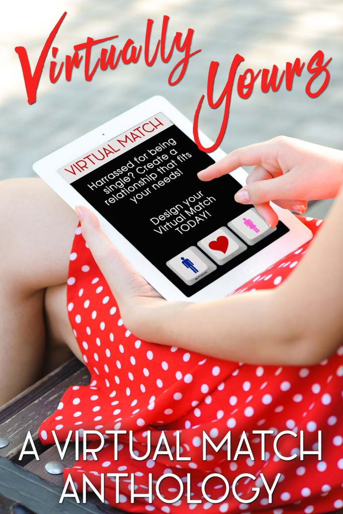 Book Cover: Code Name: Girlfriend (Virtually Yours Anthology)
