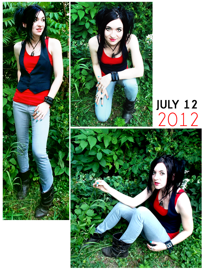 Second Hand Style - July 12 2012