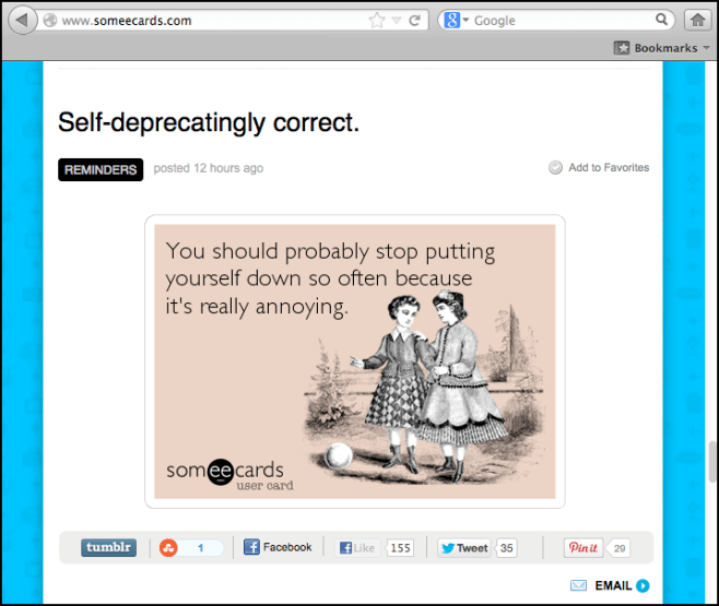 SomeEcards - Editors Pick