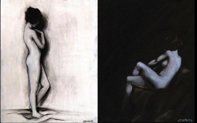 Black & White Figures
