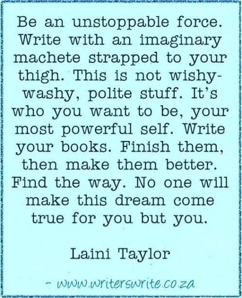 be-an-unstoppable-force-quote-laini-taylor