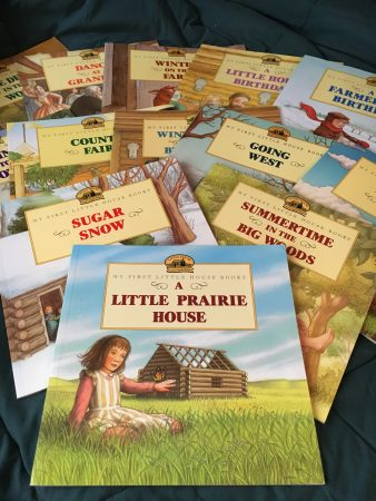 Sharing a Love of Laura Ingalls Wilder with your little ones