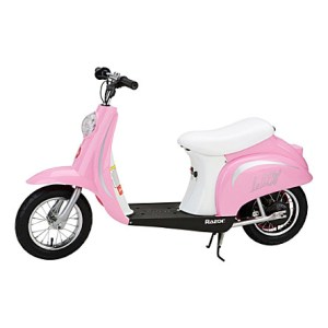 pink scooter for kids