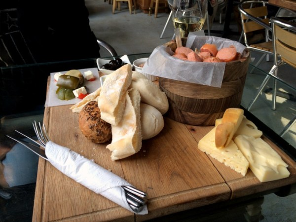 Clarens Brewery - Warm Platter for two
