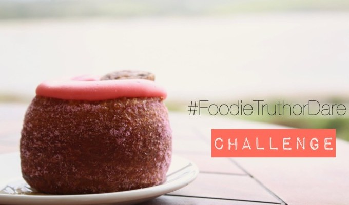 Win R500 with the #FoodieTruthorDare Challenge