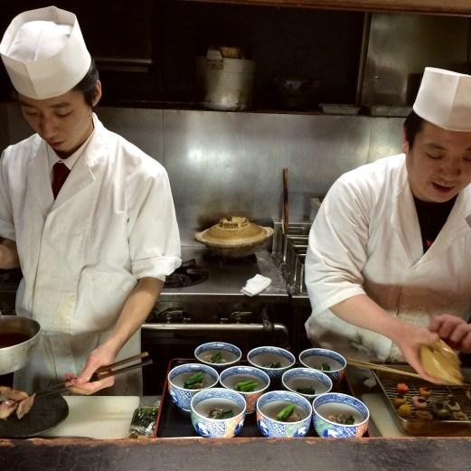 Tokyo dinner 4