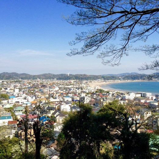 Kamakura city view