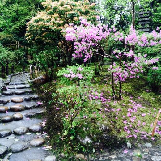 zen garden path nara
