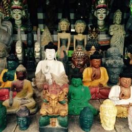 Artist studio Ubud Bali