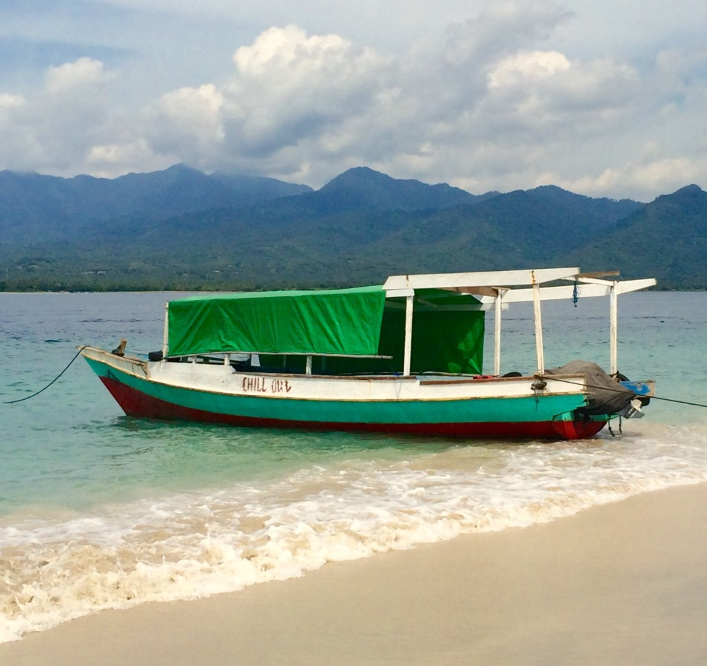 Chill out - our famous holiday motto Gili Islands