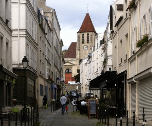 Charonne Village