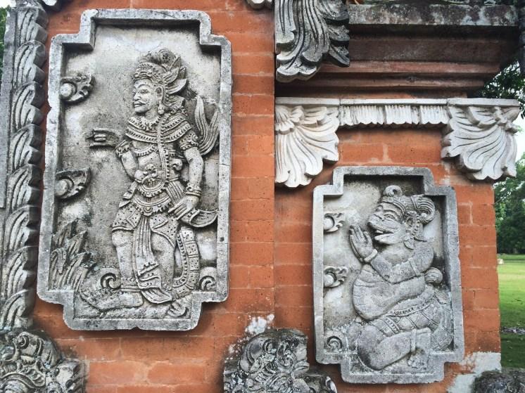 Lingsar temple Lombok