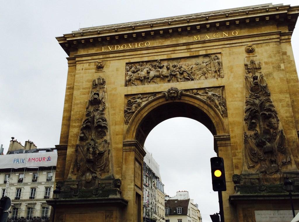 Porte de Saint Denis