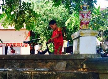 Luang Prabang boy