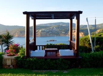 Hotel Las Brisas Ibiza garden