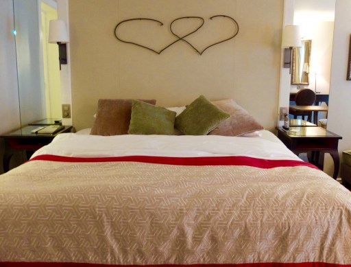 Hotel Villa Madame room