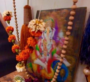Bombay Abode alter