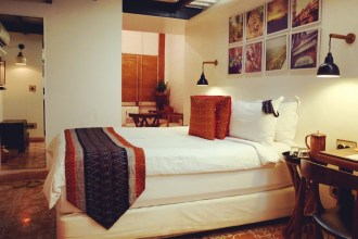 Abode Bombay Superior Luxury room