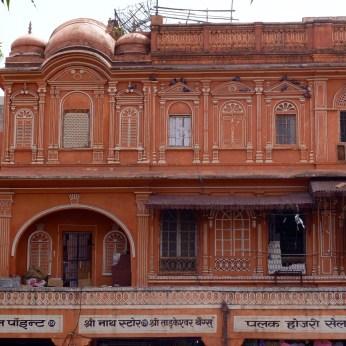 Jaipur-architecture