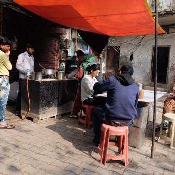 Delhi-Chai-Stall