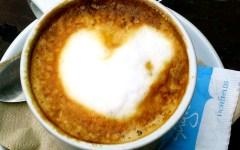 Coffee in Paddington