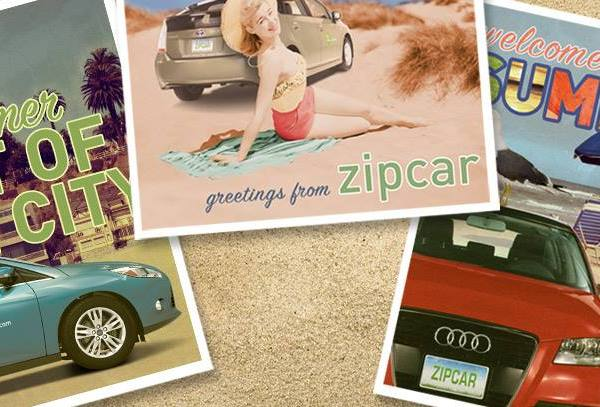 ZIPCAR SAN DIEGO CALIFORNIA