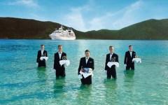 cruise ship wedding