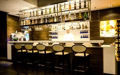 Hong Kong airport Plaza Premium Lounge 3