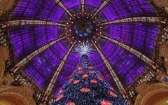 christmas holiday paris france