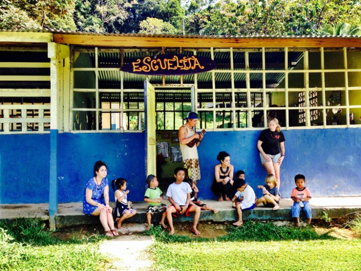 Bocas del Toro Give and Surf foundation