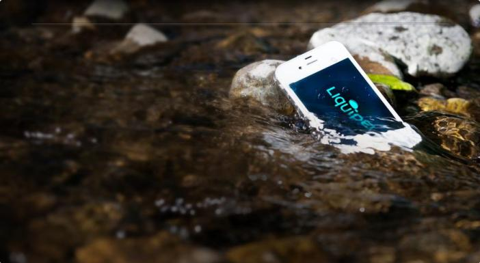 liquipel waterproof iphone tech