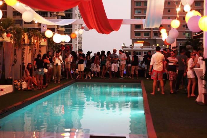 manrey hotel cielo pool bar panama