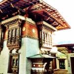 Punakha monastery