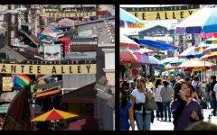 Los Angeles Santee Alley Shop