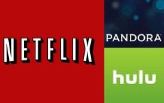 Netflix Hulu Pandora