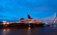 Superyacht Equanimity
