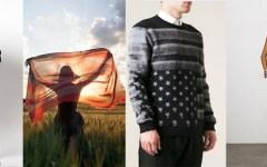 featured American flag fashion friday
