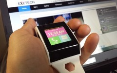 kickstarter project xs-4 android smartwatch phone