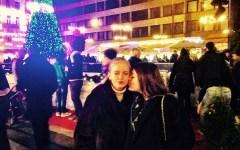 Christmas Budapest Elizabeth