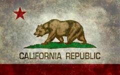 displate.com California flag