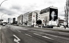 Berlin black and white