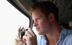 Facebook Prince Harry travel