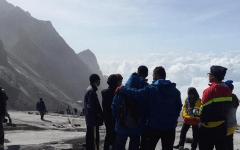 Malaysia earthquake climbers
