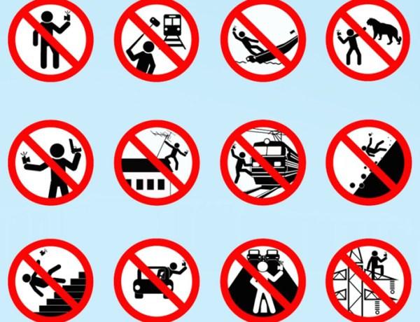 Russia safe selfie campaign