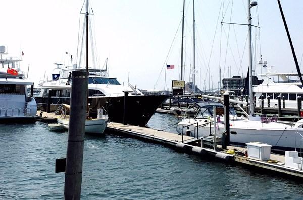 Newport Rhode Island sail