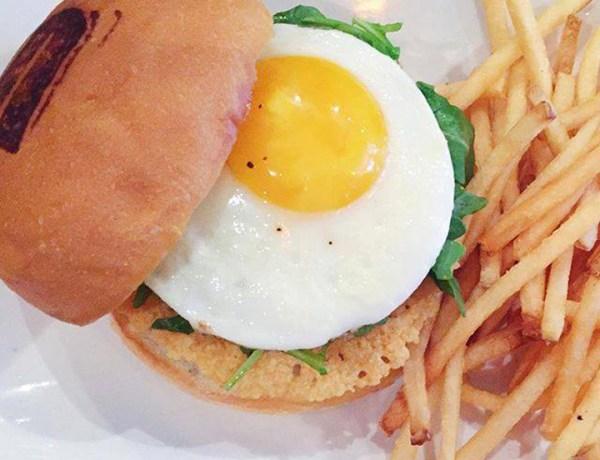 Facebook Umami Burger LA restaurant